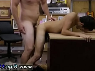 Straight guys rubbing dicks together and fuck gay Dude squeals like a