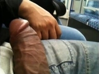 Two Horny Guys on the Subway part 2
