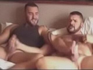 Cum hungry gay trash