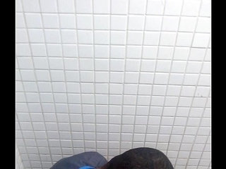 spying on toilet caught