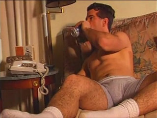 Hot studs cock sucking and ass fucking