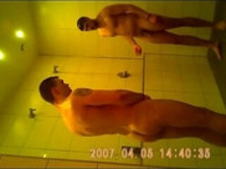 Gym Showers Caught