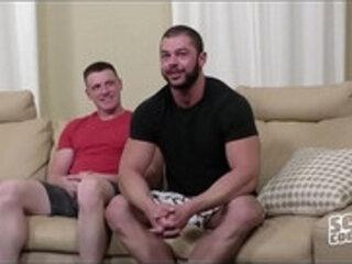 Arnie Curtis Bareback Gay Movie Sean Cody