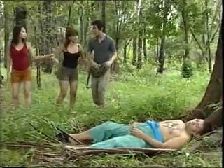 Thai outdoor sex - 55 min