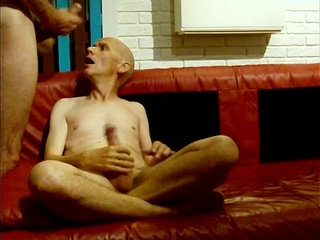 Breeding and feeding fussknecht - the scum dog clean that dirty dick cum bitch