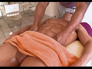 Homosexual male tantric massage
