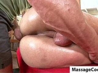 Massagecocks Wet Ass Licki