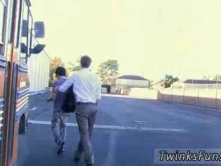 Cute young gay sex videos free Caught smoking by the bus, Kyler Moss