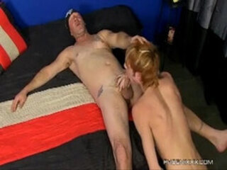 Daddy banging son encounter with preston andrews and tee cee