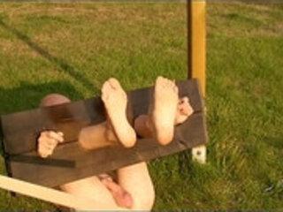 Perverted Faggots Punishment