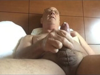 Just another handjob until it cums